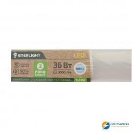 Світильник стельовий світлодіодний ENERLIGHT SIGMA 36Вт 6500К IP65