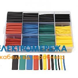 Набор т/у трубки HST-100C (цветные)